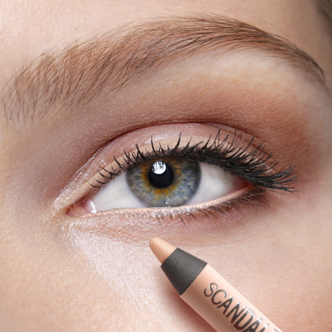 Get intense color that lasts all day and night with Rimmel London's Waterproof Kohl Kajal Eyeliner.