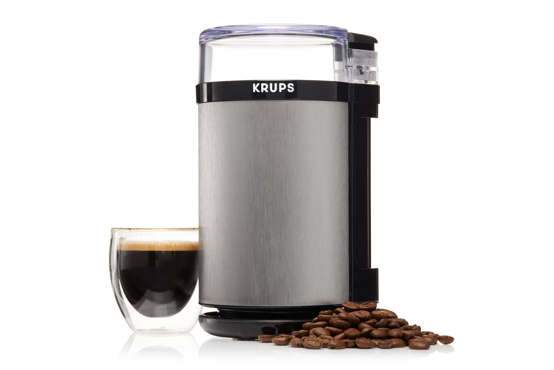 Krups Electric Spice Herbs And Coffee Grinder Target