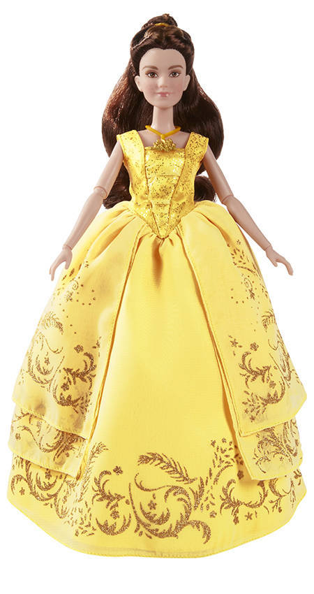 Overview This Enchanting Ball Gown Belle