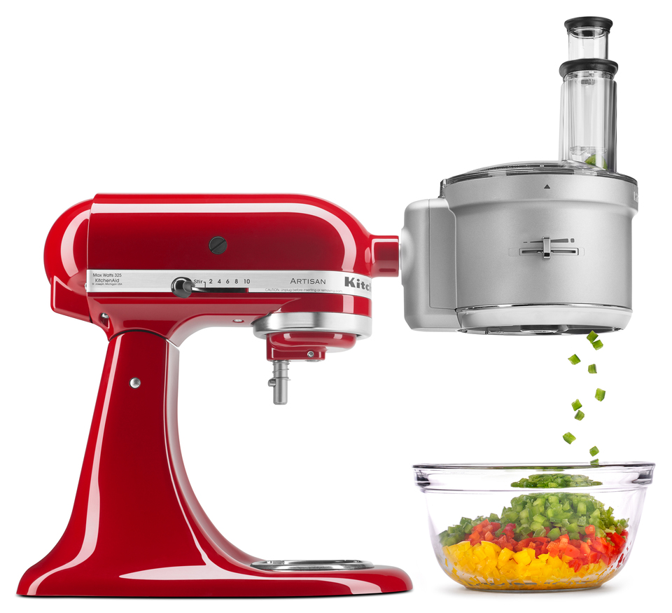 Kitchenaid¨ Food Processor Attachment- Ksm2Fpa : Target