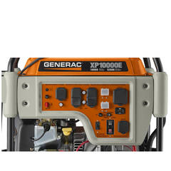 XP Series 10,000 watt Portable Generator - 49 State