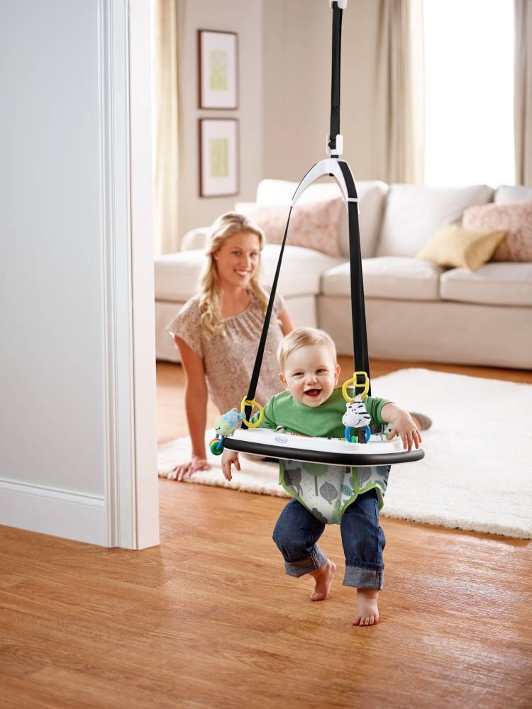b30c49300003 Graco® Bumper Jumper® in Bear Trail™