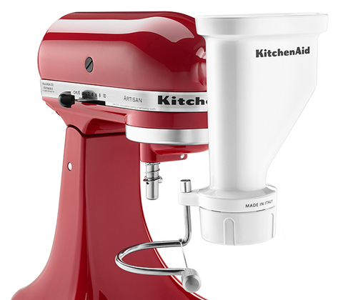 KitchenAid Gourmet Pasta Press Stand Mixer Attachment ...