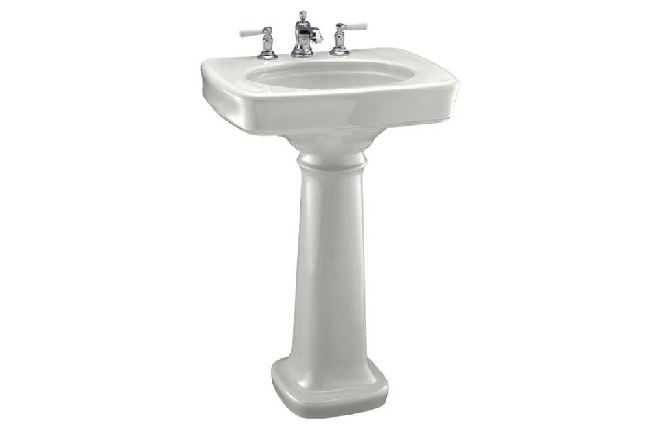 Charmant Bancroft® Pedestal Lavatory Press Enter To Zoom In And Out