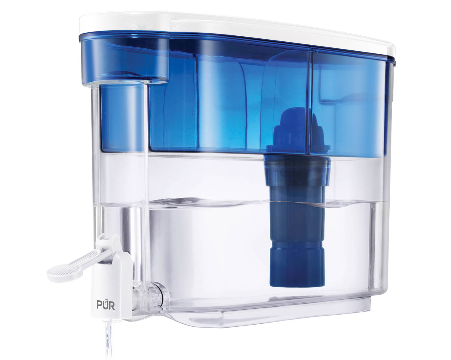 PUR  18 Cup Water Filter Dispenser. PUR 18 Cup Water Filter Dispenser nbsp  DS 1800Z   Walmart com