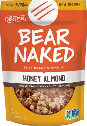 Bear Naked  Pure Natural Granola Fruit Nut With Photos