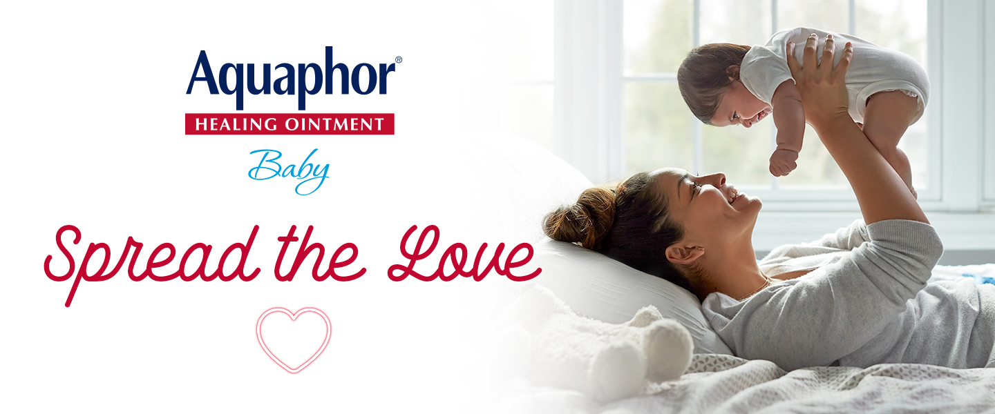 Aquaphor baby healing ointment, Spread the love