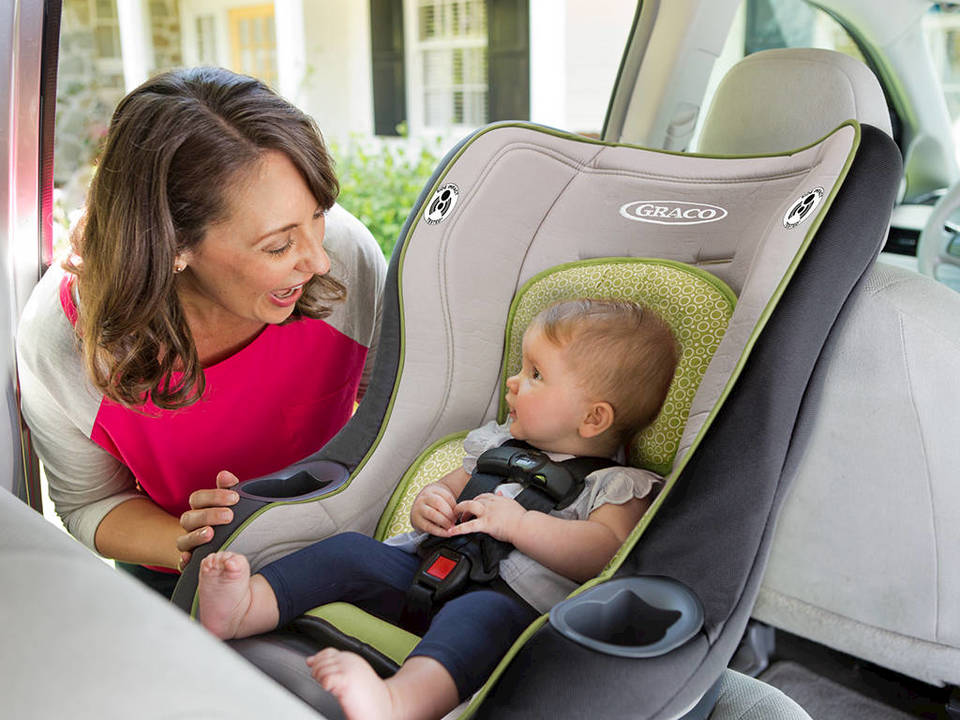 Graco® My Ride™ 65 Convertible Car Seat in Go Green™ - Bed Bath & Beyond