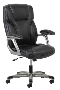Ergonomic High Back Leather Executive Chair (ESS 6050), Ergonomic Leather  Executive Chair With Arms (ESS 6000), Leather Executive Chair With Arms  (ESS 6010) ...