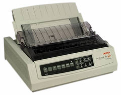 MICROLINE 390 Turbo Serial Impact Dot Matrix Printer