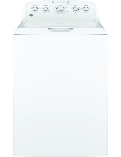 Ge 4 2 Cu Ft White Top Loading Washer