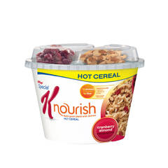 Special K Protein Cereal Nourish Cranberry Almond Hot