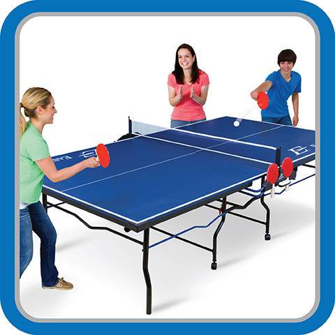 Great Product Features. The EastPoint Sports® EPS 3000™ Two Piece Table Tennis ...