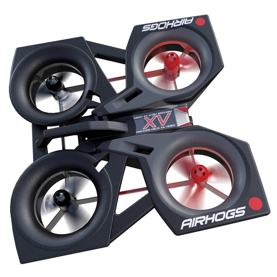 Capture Footage From The Skies Air Hogs Helix Video Drone
