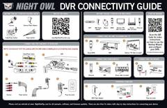 View HDA Series - DVR Connection Quick Setup Guide PDF