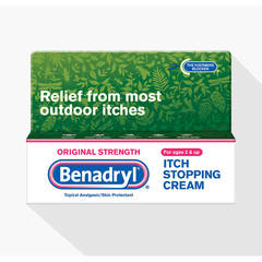 Benadryl Extra Strength Itch Cooling Spray | Walgreens