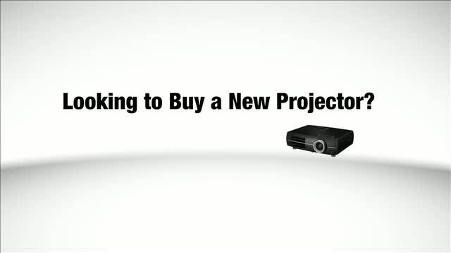 How to Buy a New Projector