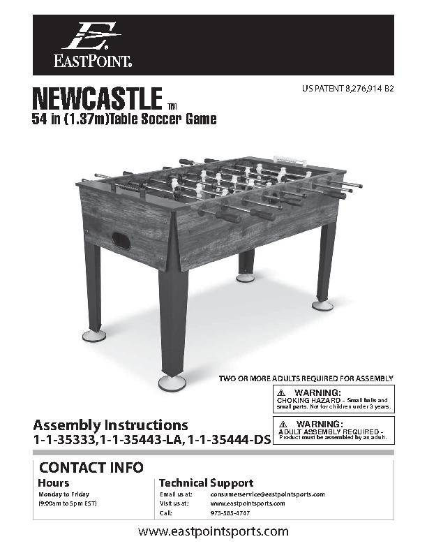 Eastpoint Sports Newcastle Foosball Images Newcastle - Newcastle foosball table