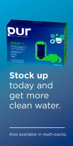 Stock up today and get more clean water. Also available in multi-packs.