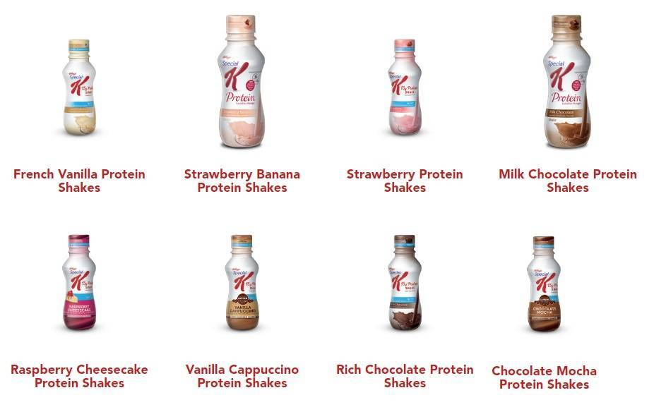 Find Delicious Ways To Get Protein With Special K