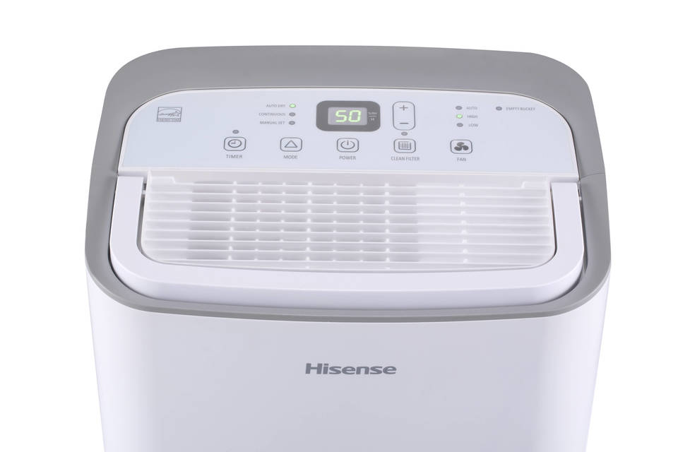 Hisense 35 2-Speed Dehumidifier ENERGY STAR at Lowes com