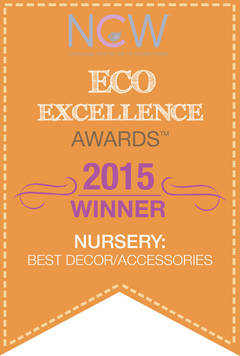Eco Excellence Award; Nursery, Best Decor/Accessories