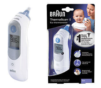 braun thermoscan irt 6500 manual