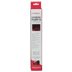 HyperX FURY S Mouse Pad - Speed Edition - M - Packaging