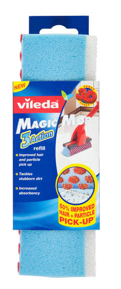 Magic Mop Refill Front