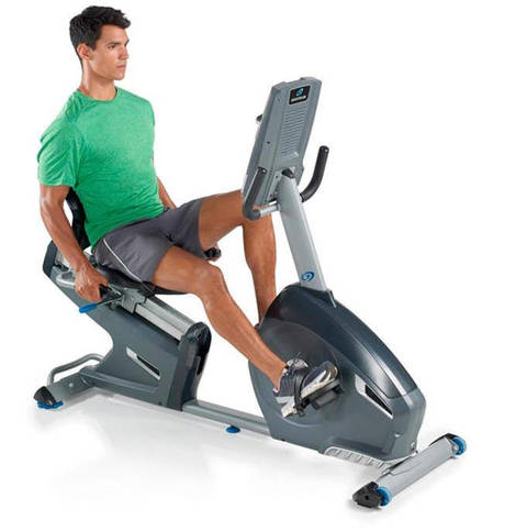 nautilus r616 recumbent bike manual