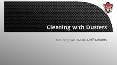 View Cleaning Guides PDF