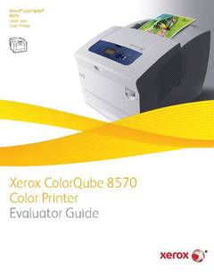 ColorQube 8570 Evaluator Guide - opens PDF