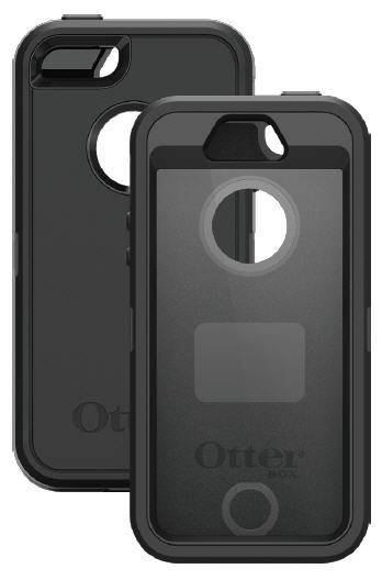 timeless design 82a35 08784 iPhone 5/5SE/5S Otterbox apple iphone case defender series - Walmart.com