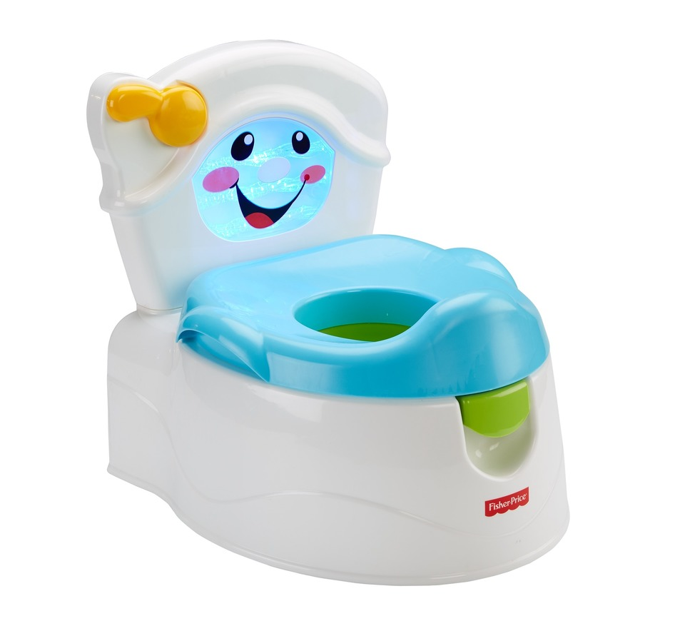 Fisher-Price Learn-To-Flush Potty - Toys\