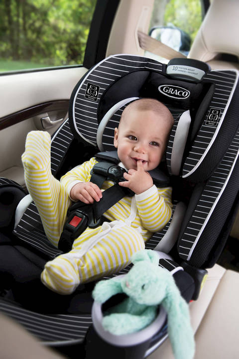 from bottles to cups from booties to ballet slippers from baby to booster the graco 4ever all in one car seat is the only 4 in 1 car seat youll ever