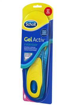 Hypermoderne Scholl Gel Activ Everyday Men - ASDA Groceries FE-32
