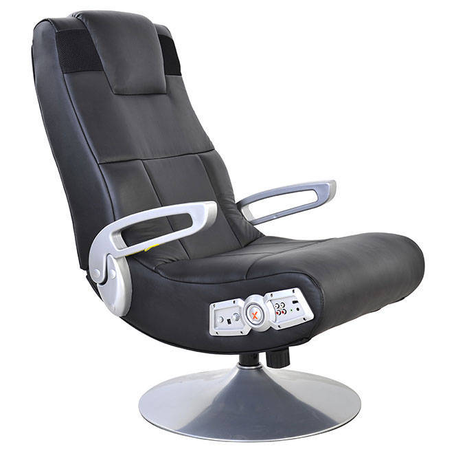 Astounding X Rocker Vibe 2 1 Bluetooth Gaming Chair Rocker Black Red Inzonedesignstudio Interior Chair Design Inzonedesignstudiocom