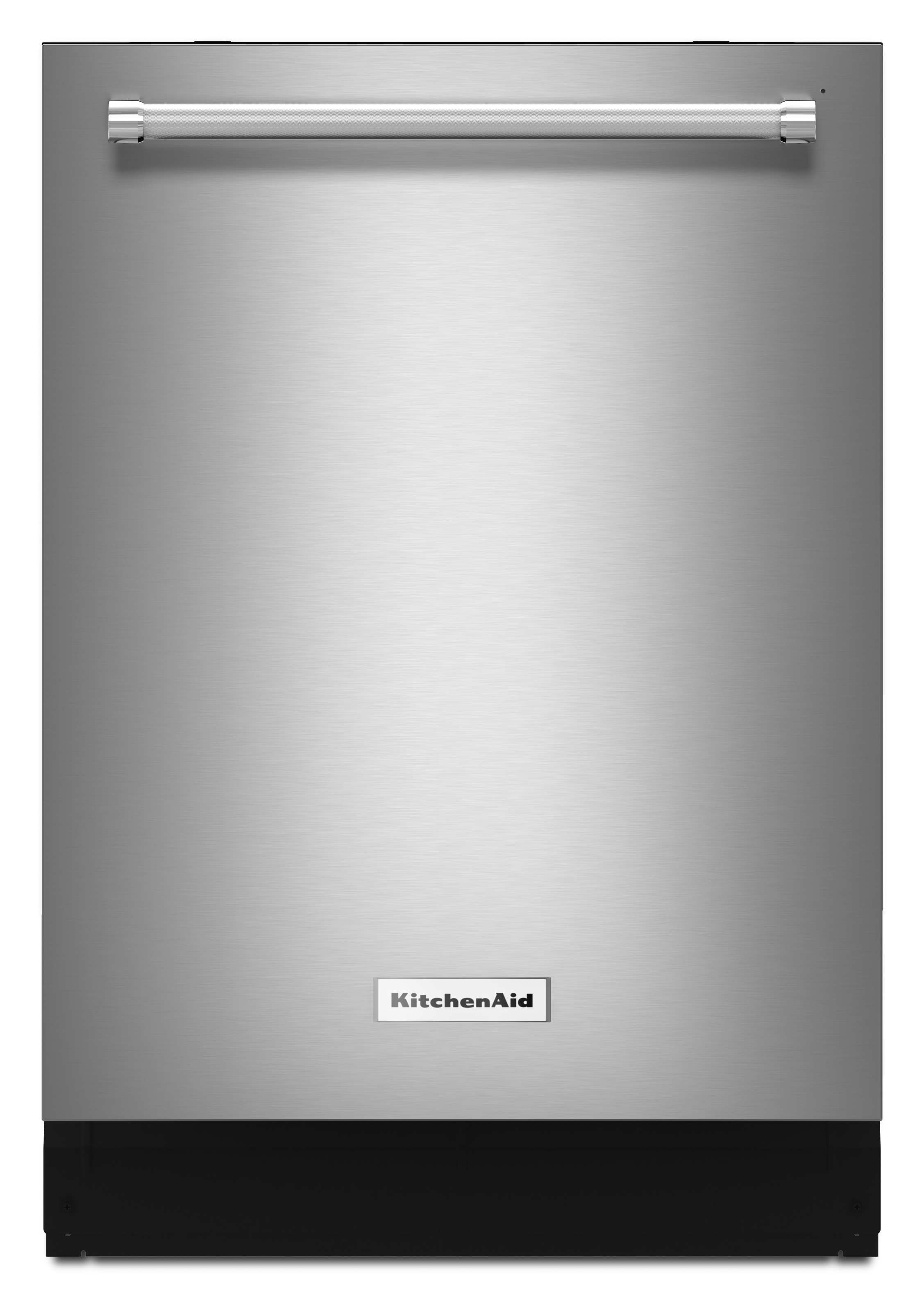 Kitchenaid Top Control Dishwasher With Bar Handle Stainless Steel