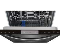 Frigidaire Dishwasher: FFID2426TD, Control panel