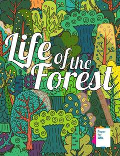 View Life Of The Forest Coloring Pages PDF