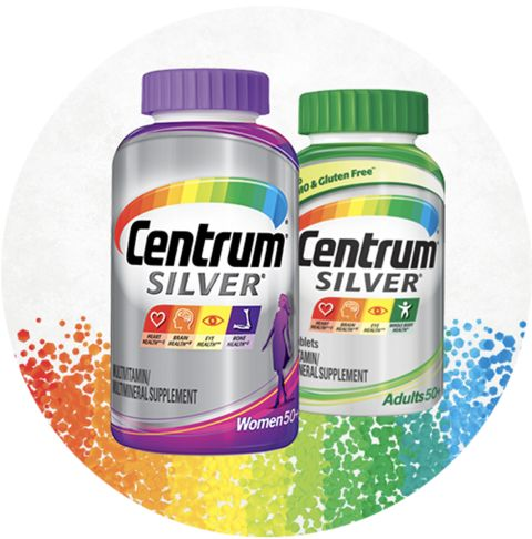 Centrum Silver 100 Count Women S Multivitamins Harmon Face Values