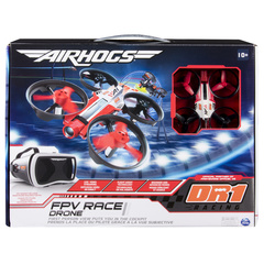 Robo Trax DR1 Micro Race Drone FPV Car Air Hogs Hyper Drift