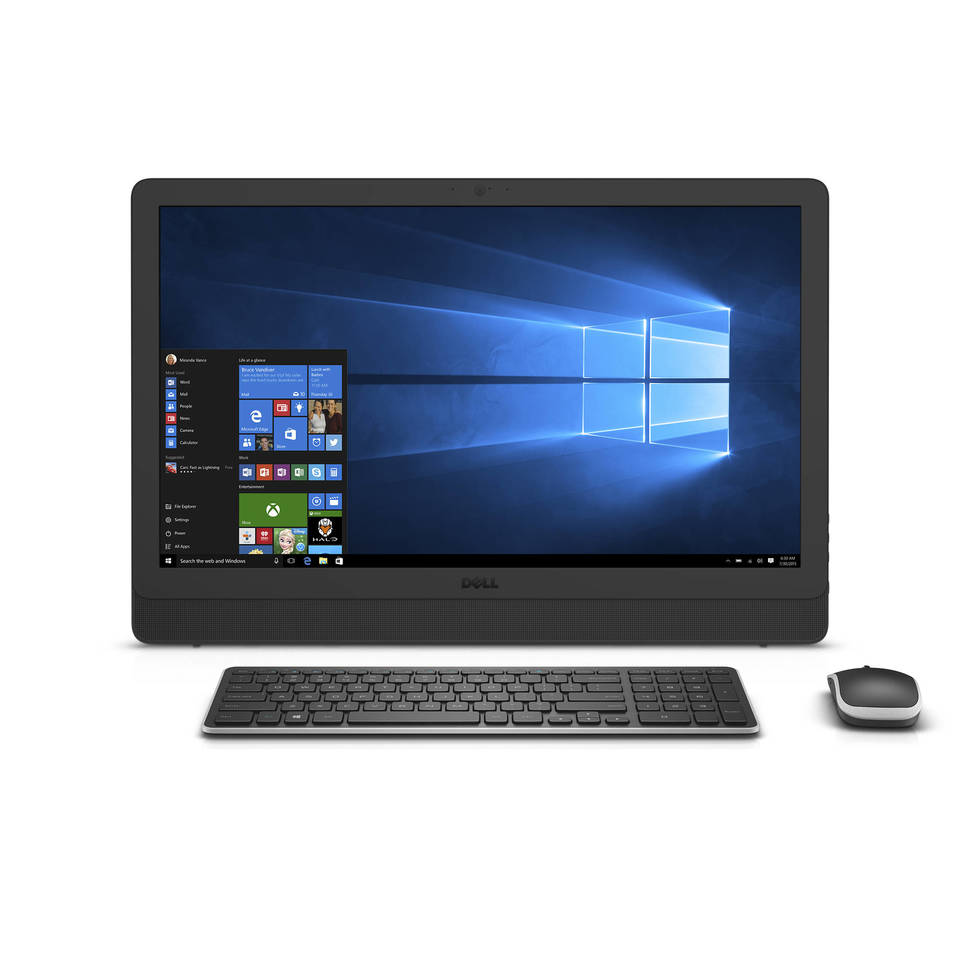 "Dell Inspiron 3464 23.8"" FHD Intel Core i5 Touchscreen All-in-One"