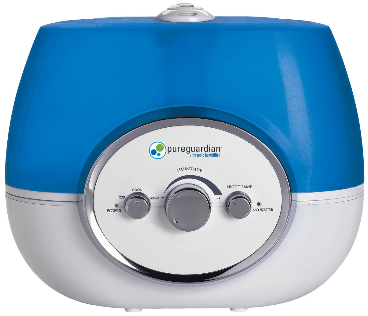 Hour Ultrasonic Warm and Cool Mist Humidifier 2 Gallon Walmart.com #025F9B